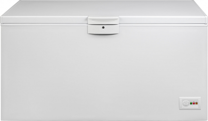 Lada frigorifica Beko HSA37540N 350 l Clasa A++ Fast Freezing Securizare yala Alb Lazi si congelatoare
