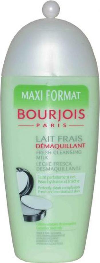 Lapte demachiant Bourjois Fresh Cleansing Milk 250 ml