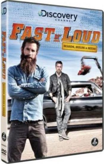 Masini nervoase Fast n Loud Bears and Builds 2 DVD