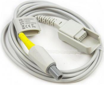 Cablu de extensie pentru senzor SpO2 pulsoximetru Contec CMS60D