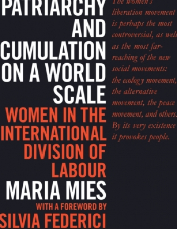 Patriarchy and Accumulation on a World Scale Women in the International Division of Labour Carti