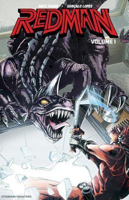 Redman The Kaiju Hunter Carti