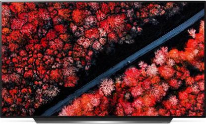 Televizor OLED LG UHD 4K Smart TV OLED55CX8 139 cm negru