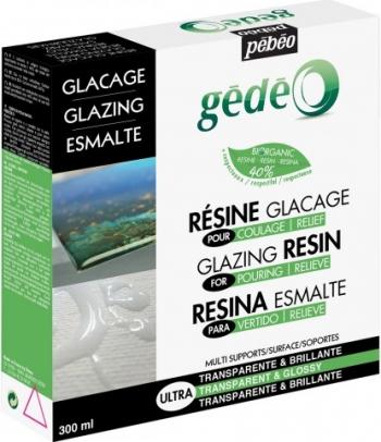 Kit rasina de glazurare Biorganic Gedeo Pebeo 300ML Hobby uri creative