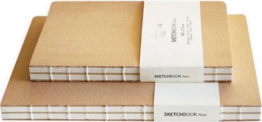 Plain Sketchbook 112 file Drasca 19x26cm Hobby uri creative