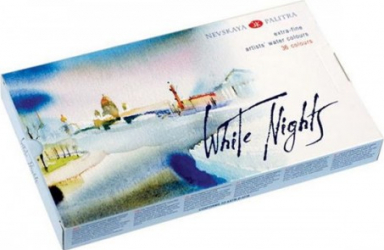 Set 36 acuarele rusesti extra-fine White Nights 19421581 Hobby uri creative