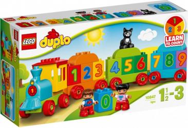 LEGO DUPLO Trenul cu numere No. 10847 Lego
