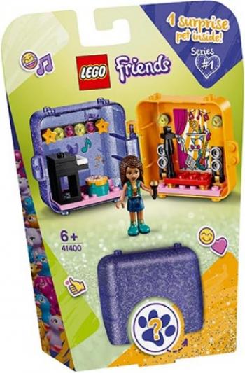 LEGO Friends Cubul de joaca al Andreei No. 41400 Lego