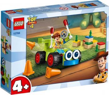 LEGO Disney Pixar Toy Story 4 Woody si RC No. 10766 Lego