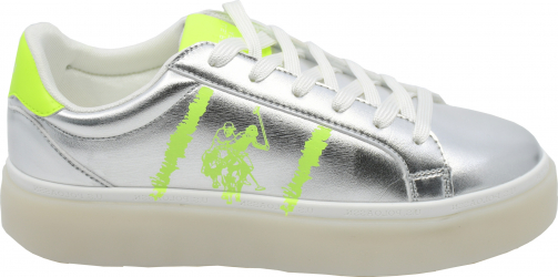 Pantofi sport Blanch argintii US POLO ASSN-40 EU