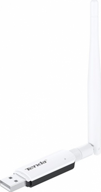 Adaptor retea USB 2.0 wireless-N 300Mbps antena externa U1 Tenda
