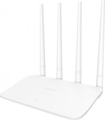 Router Wireless-N F6 300Mbps 4 antene fixe Tenda