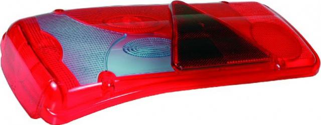 Reflector Stop lampa spate rosu-albastru stanga LC8T