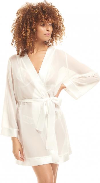 Kimono Chiffon Ivory M Halate dama