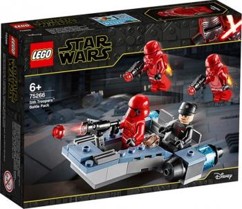 LEGO Star Wars Pachet de lupta Sith Troopers No. 75266 Lego