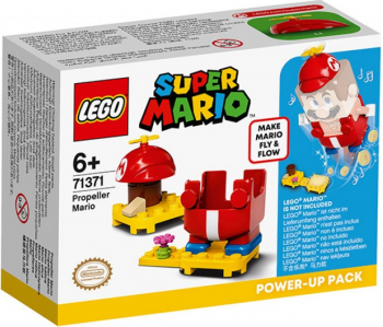 LEGO Super Mario Costum de puteri Zbor No. 71371 Lego