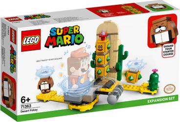 LEGO Super Mario Set de extindere Desert Pokey No. 71363 Lego