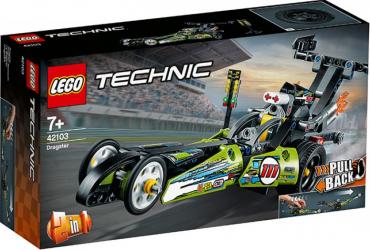 LEGO Technic Dragster No. 42103 Lego