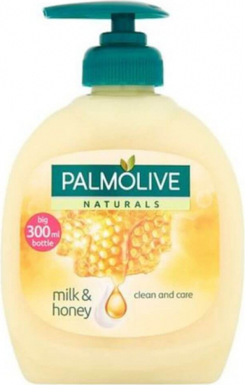 Sapun Lichid Palmolive Naturals Milk and Honey 300 ml Lapte si Miere