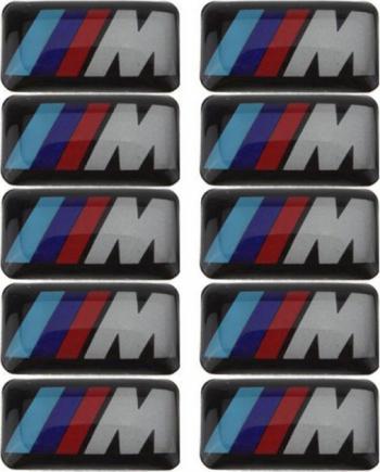Sticker Bmw M Power