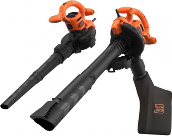 Suflanta-aspirator pentru gradina 2600 W 315 km/h 40 L Black and Decker Aspiratoare, Suflante si Tocatoare