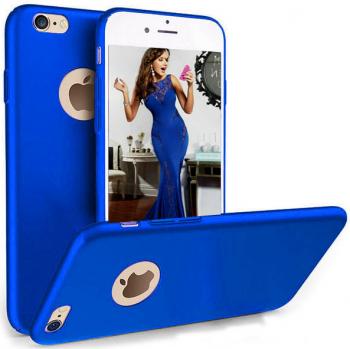 Husa telefon Iphone 6/6S ofera protectie Ultrasubtire - Silk Blue Matte