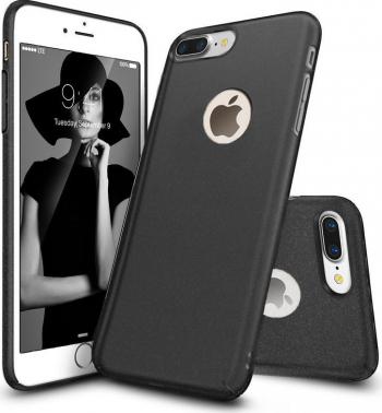 Husa telefon Iphone 8 ofera protectie Ultrasubtire - Silk Black Sand