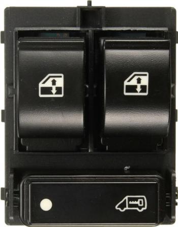 Fata dreapta electric Fereastra Tripla Buton comutator pentru Fiat Doblo 735421419 8-Pins Interior