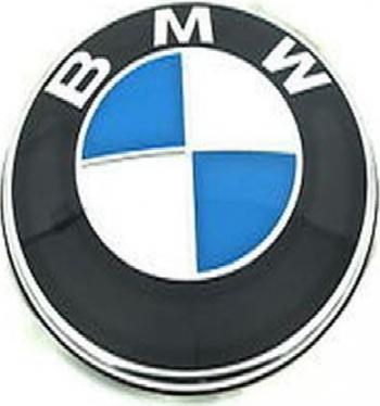Semn logo emblema capota-portbagaj BMW Elemente caroserie