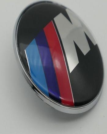 Semn capota-portbagaj BMW M Power Elemente caroserie