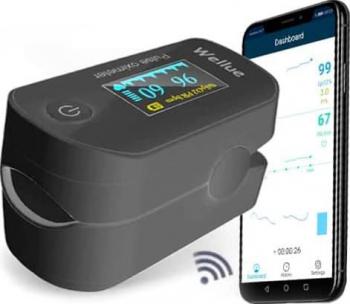 Pulsoximetru cu Bluetooth Wellue Profesional