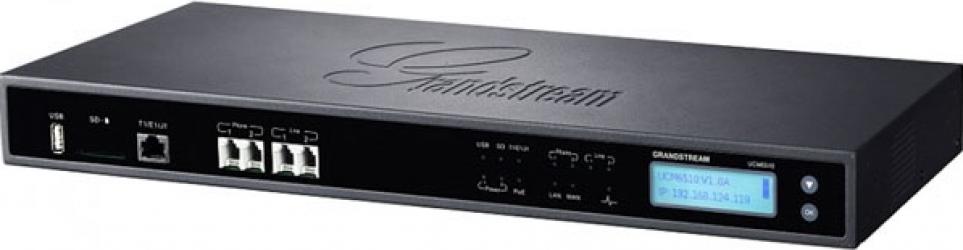 Centrala Telefonica VoIP - Grandstream UCM6510 IP PBX Telefoane