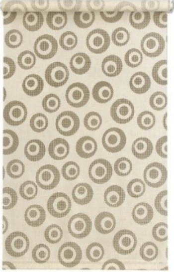 Rulou textil Gaja Mini MP-3 Rolete semi-opac culoare crem dimensiuni panza 58 cm x 170 cm