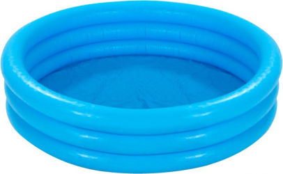 Piscina Blue Cristal 147 x 33 cm Intex 58426 Piscine
