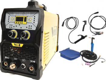 Velt Digital WSME 250 Invertor 230V TIGMMA ACDC Aluminiu Aparate de sudura
