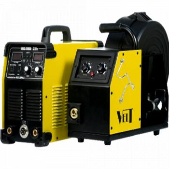 Velt MIGMMA 315F Invertor sudura cu derulator 400V Aparate de sudura