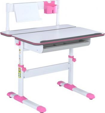 Birou pentru copii ergonomic si reglabil SingBee SBD-202-PK Little Artist Desk Birouri copii