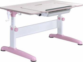 Birou pentru copii ergonomic si reglabil SingBee SBS-603-PK Birouri copii