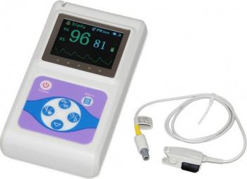 Pulsoximetru medical profesional pentru adulti si copii