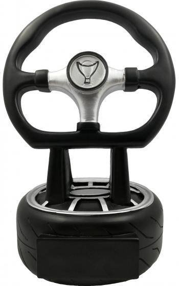 Trofeu Volan Auto / Karting Personalizat 20 cm