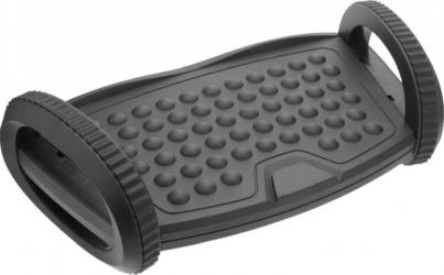 Suport ergonomic pentru picioare inaltime ajustabila unghi 40 grade balansare anti-alunecare Articole si accesorii birou