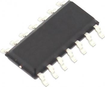 Circuit integrat poten iometru digital SO14 Up Down Protocol 2 canale Analog Devices AD5222BRZ10