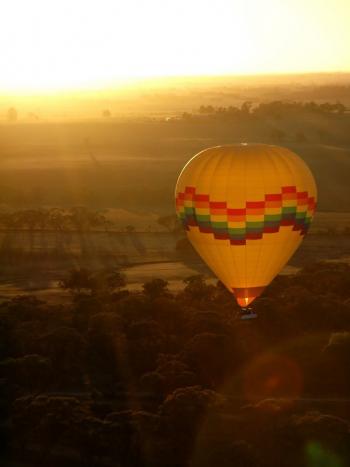 Zbor cu balonul in Bucuresti pentru 2 Experiente cadou