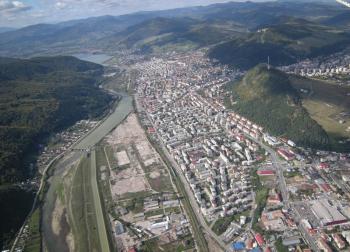 Zbor cu motodeltaplanul in Piatra Neamt Experiente cadou