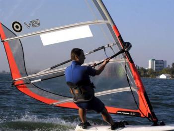 Initiere in windsurfing in Constanta
