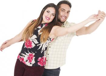 Lectie de salsa pentru cupluri in Turda Experiente cadou