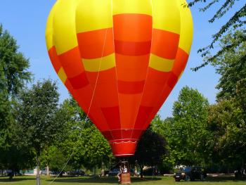 Lectie de zbor cu balonul in Bucuresti Experiente cadou