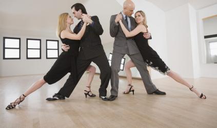 Lectie de tango pentru cupluri in Turda Experiente cadou