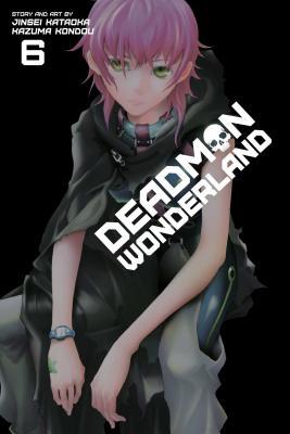 Deadman Wonderland Vol 6