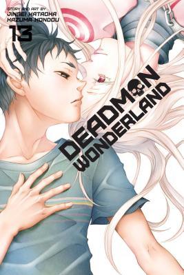 Deadman Wonderland Volume 13